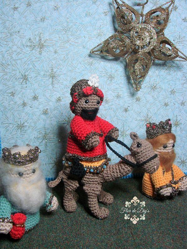 reyes-magos-de-crochet-flor-de-diys