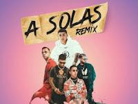 Lunay Ft. Lyanno, Anuel AA, Brytiago, Alex Rose - A Solas Remix