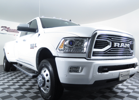 2017 Ram 3500 Mega Cab Limited Edition