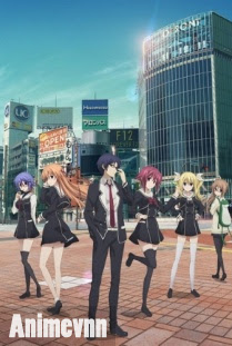 Chaos;Child -  2017 Poster