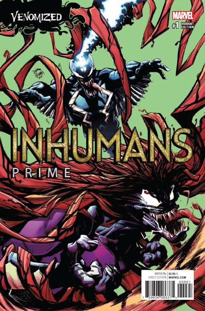 INHUMANS PRIME 1