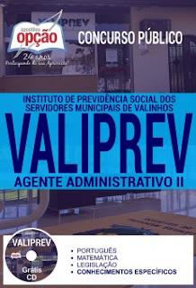 http://www.apostilasopcao.com.br/apostilas/2384/4866/concurso-valiprev-2017/agente-administrativo-ii.php?afiliado=13730