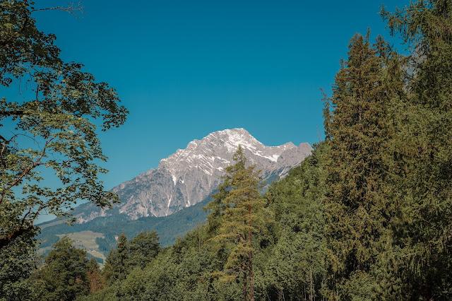 Wanderung zur Einsiedelei St. Georg bei Saalfelden  SalzburgerLand 02