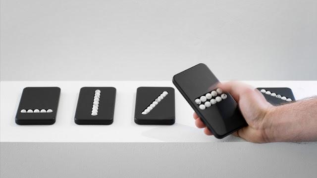 """Un diseñador crea un teléfono placebo para la adicción a los """"smartphones"""""""