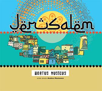 Jerusalem - Hortus Musicus - ERP