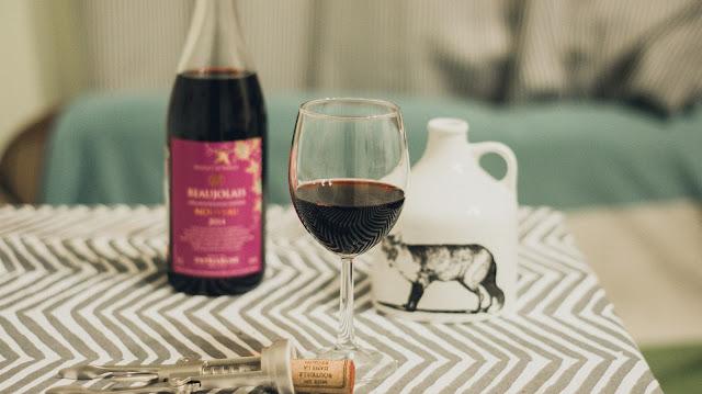 beaujolais nouveau, gastronomie, vins, FLE, le FLE en un 'clic'