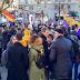 El Sindicato de Estudiantes se manifiesta por la república del pueblo, la juventud y la Libertad de los Presos Políticos