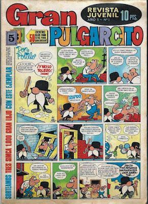 Don Polillo, Gran Pulgarcito nº 1 (27 de enero de 1969)