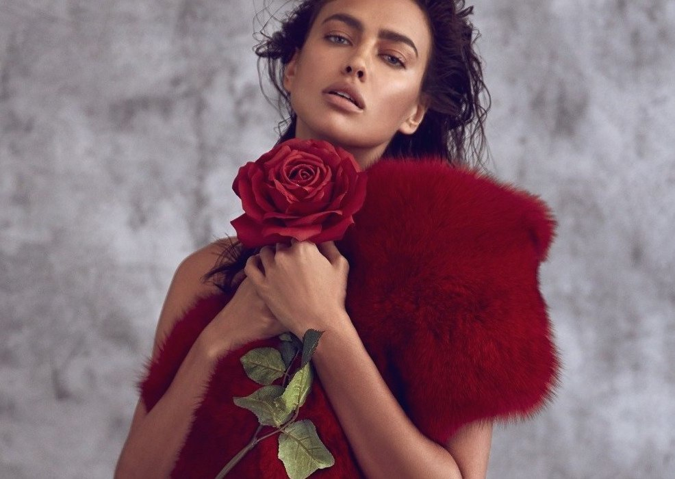 playing with danger: irina shayk by koray birand for harper's bazaar china march 2015