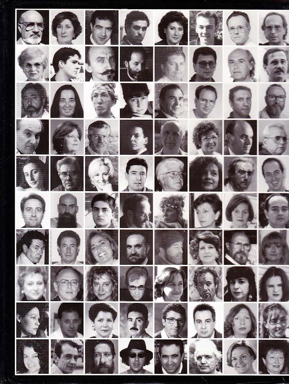 Artistas valencianos contemporáneos II, Alejandro Cabeza, Pintores Valencianos, Pintura Valenciana, Francisco Agramunt Lacruz,