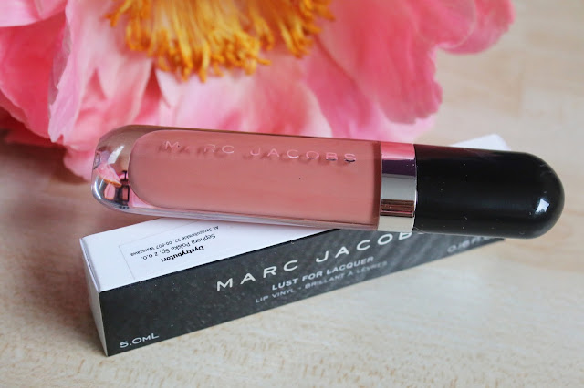 Marc Jacobs блеск для губ обзор и свотчи