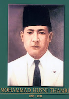 gambar-foto pahlawan kemerdekaan indonesia, Muh.Husni Thamrin
