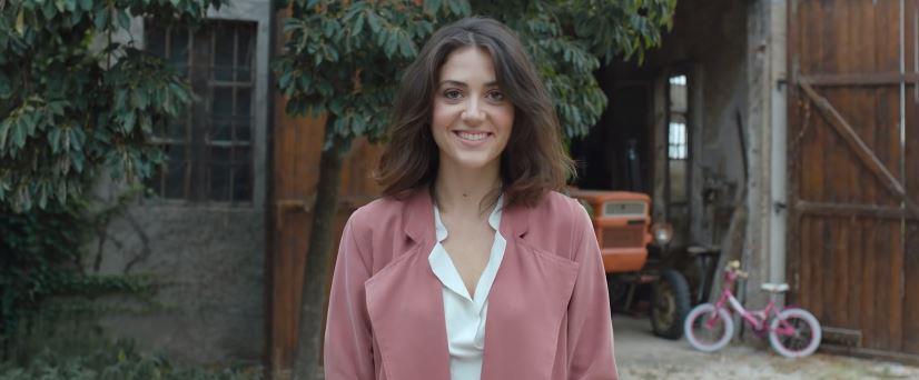 Nome modello e modella Parmigiano Reggiano Il mio meglio con Foto - Testimonial Spot Pubblicitario Parmigiano Reggiano 2016