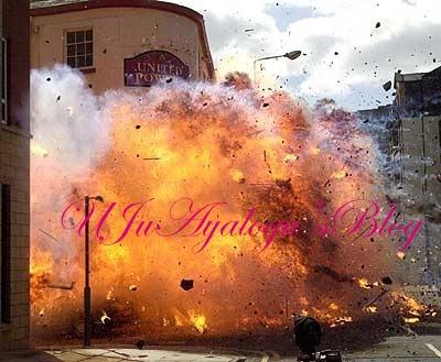 Tension as bomb blast rocks Enugu