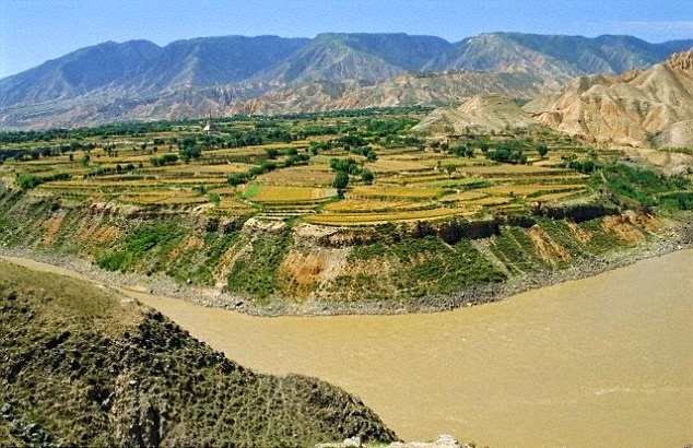 Rapid desertification may have destroyed China's first kingdom