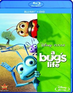 A Bugs Life 1998 Dual Audio Hindi 720p BluRay 800MB