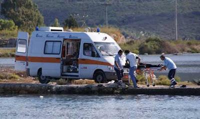 78χρονος ανασύρθηκε νεκρός από τη θάλασσα