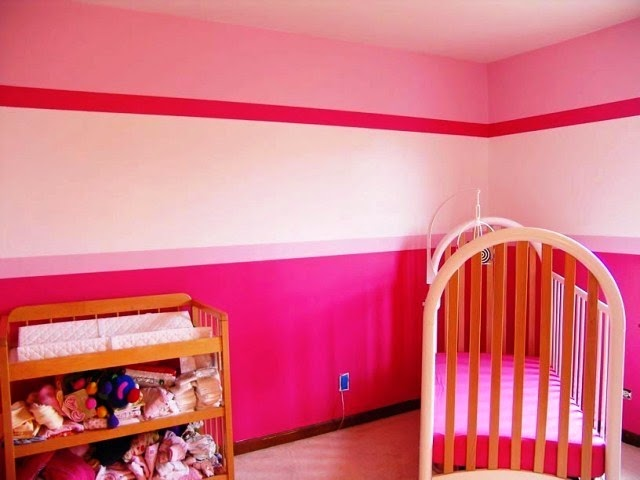 painting ideas for a baby room