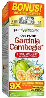 Purely Inspired Garcinia Cambogia Review Best Garcinia Cambogia