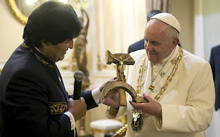 Pope and Morales
