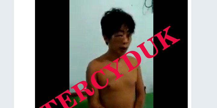VIDEO: Kembali Penghina TNI TERCYDUK, Nangis Bombai Minta Maaf dan Kapok