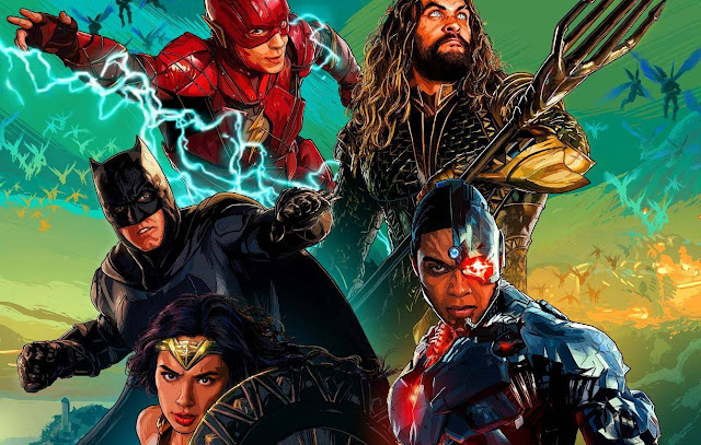 Daftar Easter Eggs Film Justice League (2017) - SPOILER ALERT!