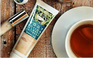 Body Lotion Ocean Fresh Seaweed Chitosan cream tubuh yang sangat aman tanpa efek samping