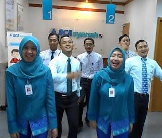 Lowongan Kerja Bank BCA Syariah Cabang Malang 2017 Untuk posisi Account Officer