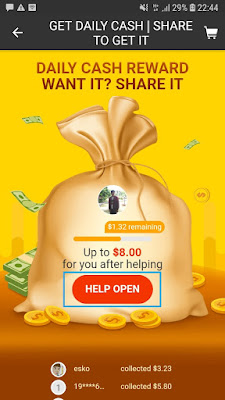 cara belanja gratis dari aplikasi gearbest android