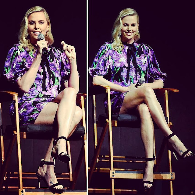 Charlize Theron - at Focus Features Luncheon at CinemaCon