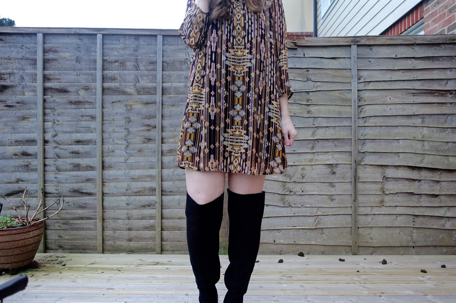 70s chic outfit