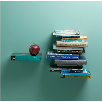 Creative Bookshelves and Awesome Bookcases (15) 4