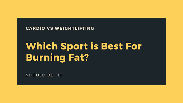 Which sport is best for burning fat?