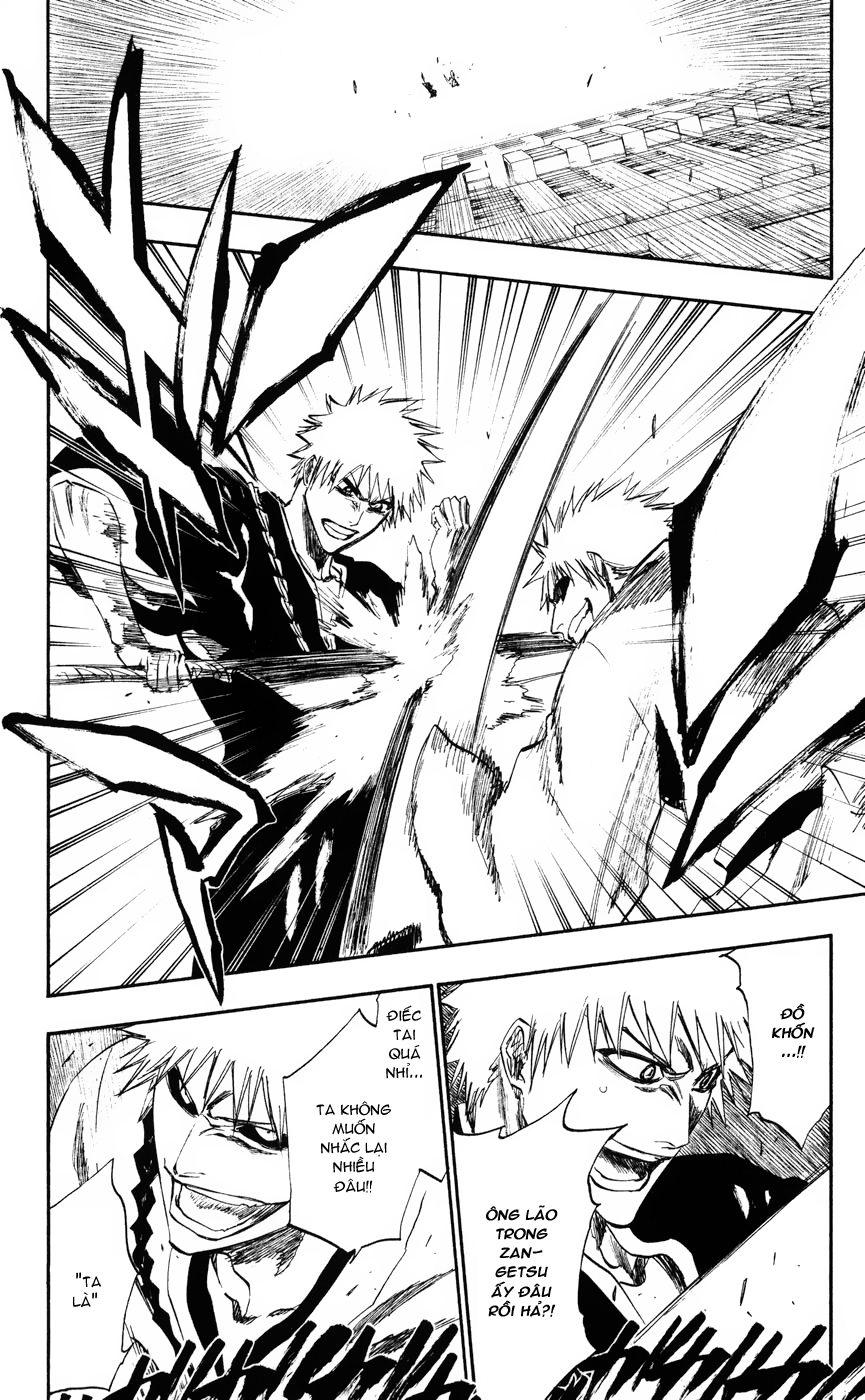 Bleach chapter 218 trang 17