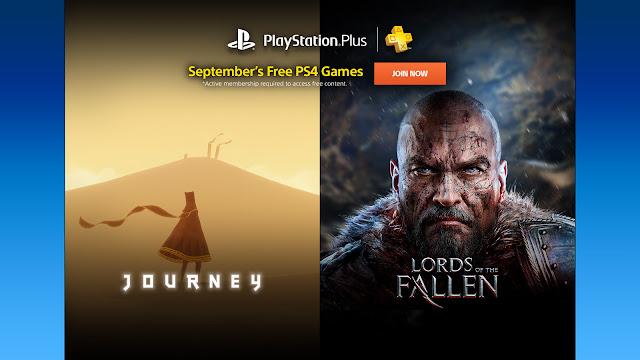 PlayStation Plus – Jogos gratuitos em setembro