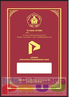 Contoh LPPA Raport KB (Play Group) Usia 2-3 dan 3-4 Tahun Kurikulum 2013