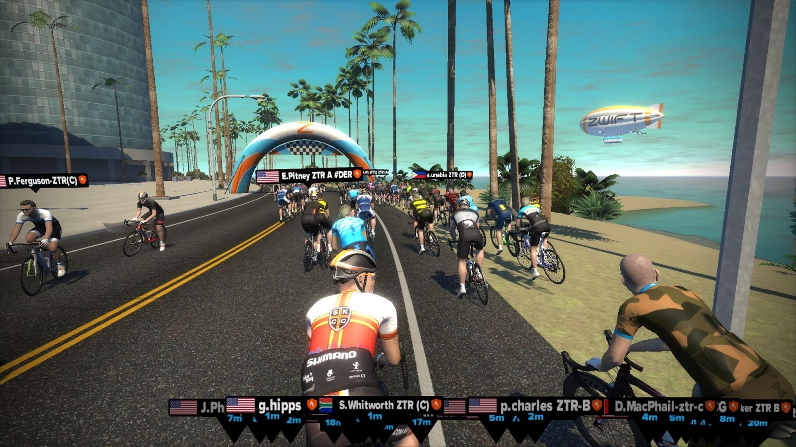 Tales From The Llama Zwift Racing How Real Is It