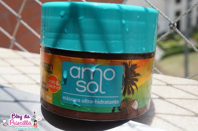 produto para cabelo verão
