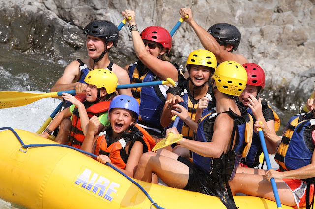 Missoula raft trips