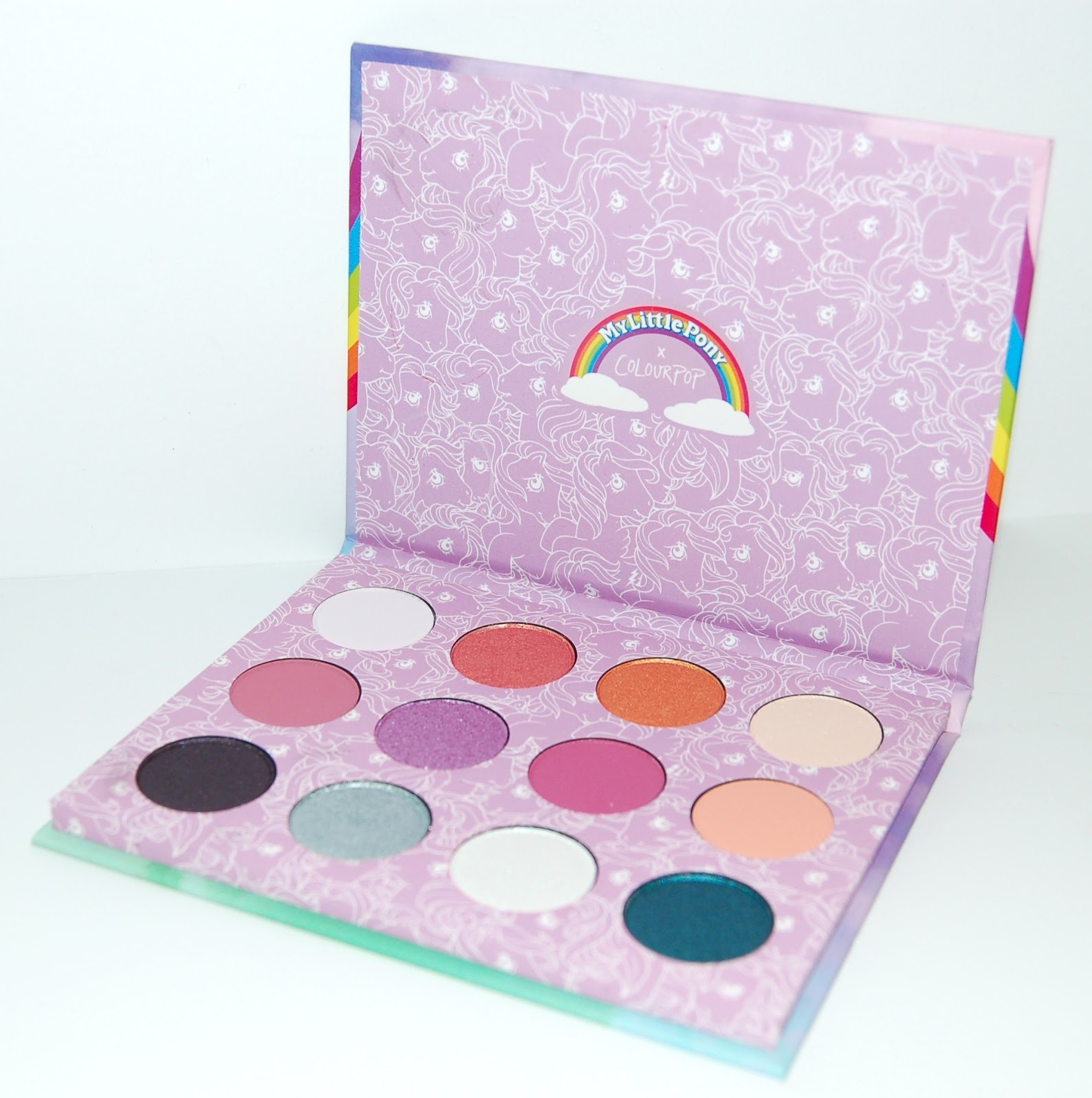 ColourPop X My Little Pony Eyeshadow Palette