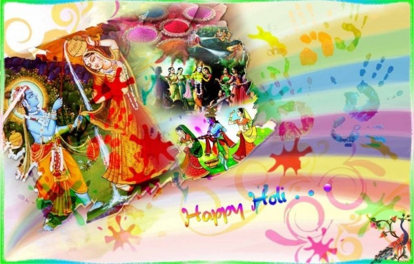 Holi Pictures for Free