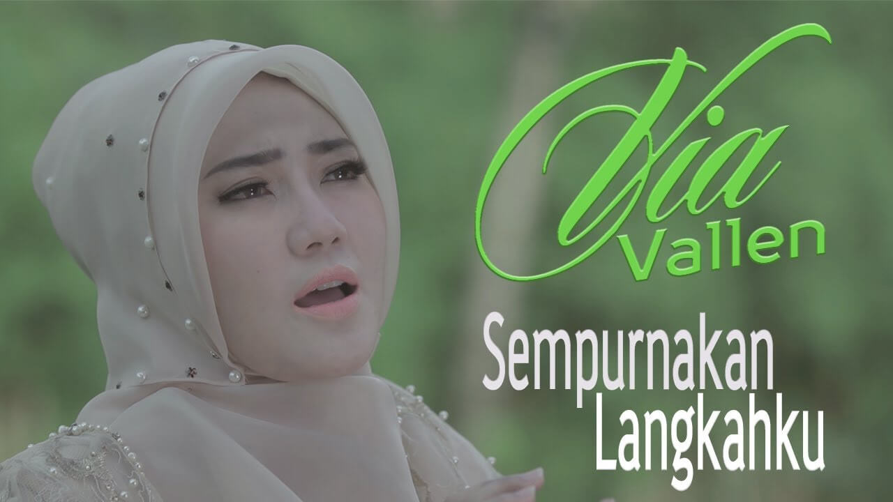 Semarakkan Ramadan, Via Vallen Luncurkan Lagu Religi Sempurnakan Langkahku