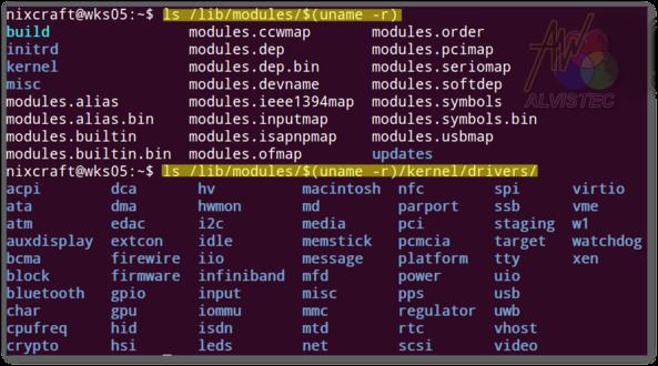 linux-driver-list