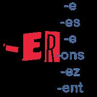 terminaisons verbes du premier groupe, ressources, FLE