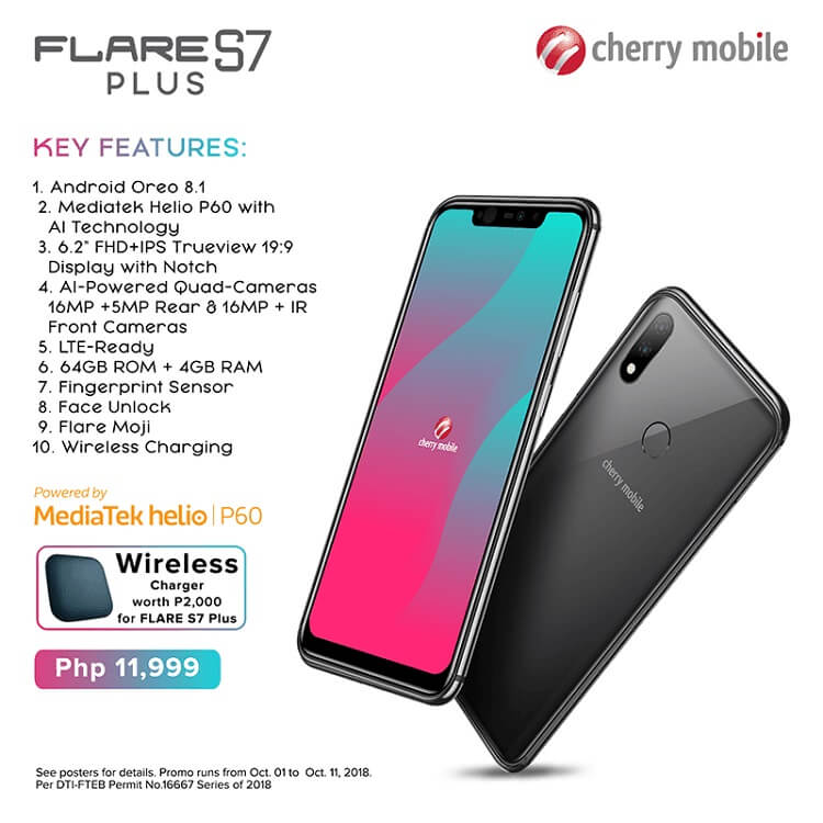 Cherry Mobile Flare S7 Plus