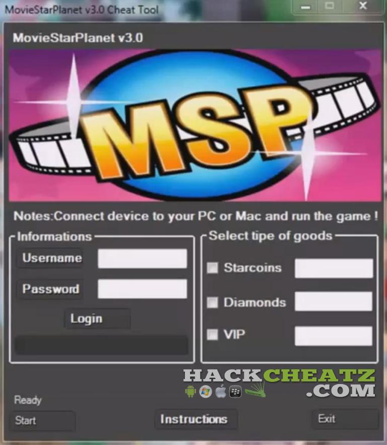 Moviestarplanet hack 2014 starcoins diamonds hack cheat glitch