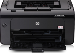 Download  Driver Printer HP LaserJet Pro P1102