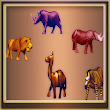 Mgtcs Animals Miniatures High Quality PNG files
