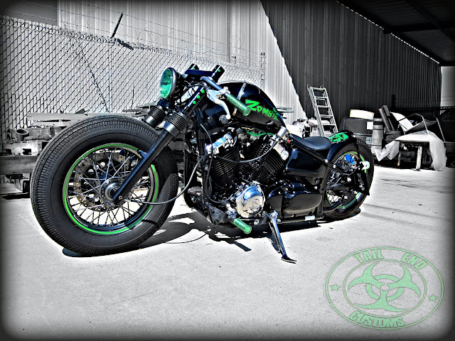 Tail End Customs: Our builds