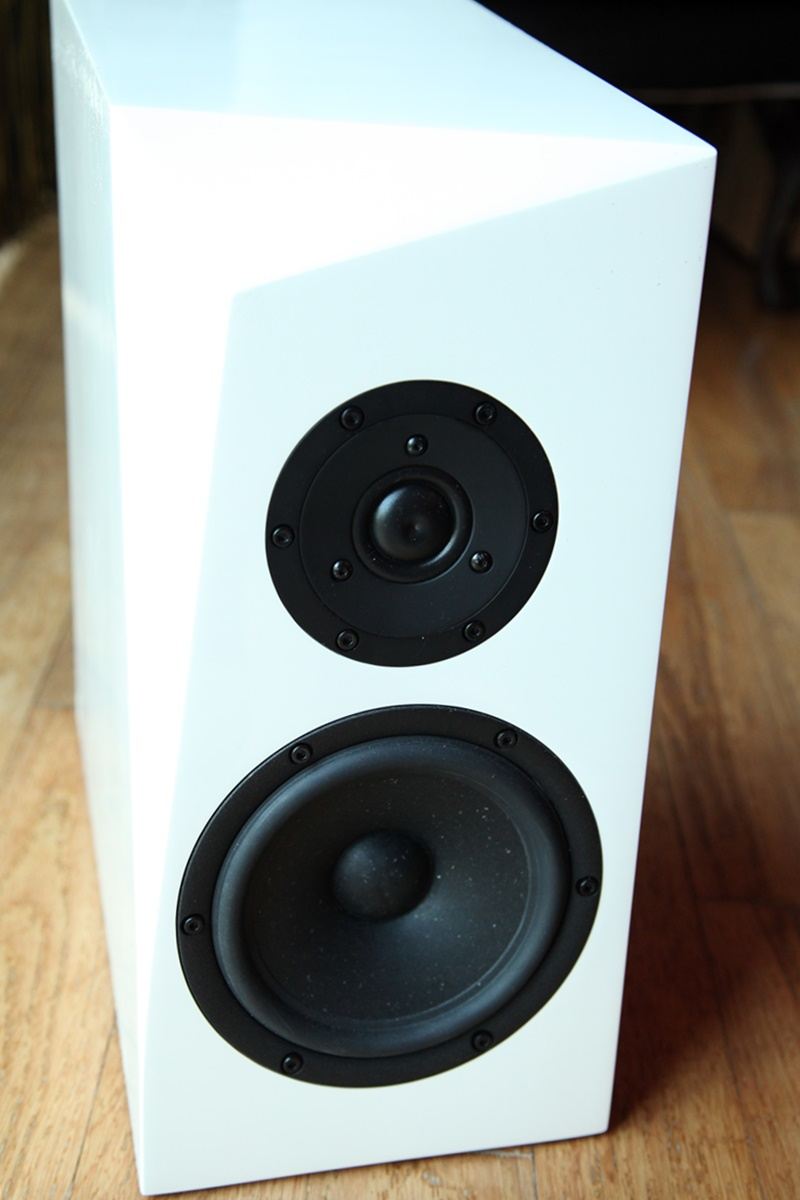Eric's Hi-Fi Blog: SB Acoustics Ara Speaker Kit